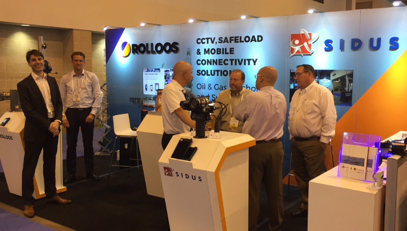 Rolloos Oil & Gas at OTC 2016 Houston