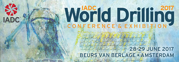 Rolloos at IADC World Drilling 2017
