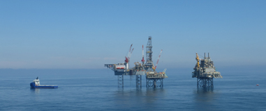 Rolloos offshore drilling and production