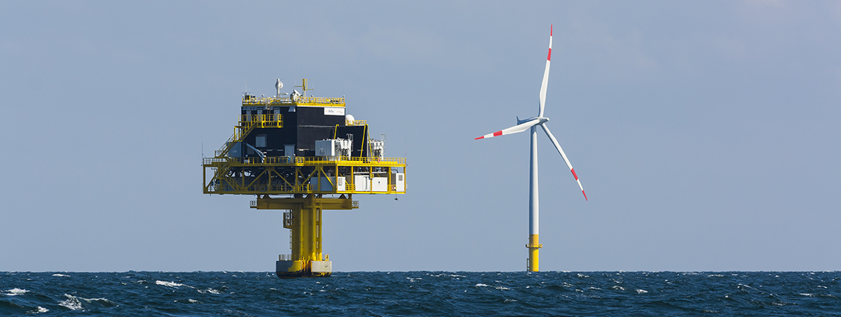 Rolloos offshore wind farm solutions