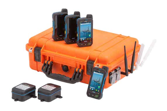 Rolloos ComPro Portable Private LTE